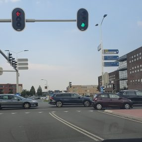 Kruising Esso Zaltbommel